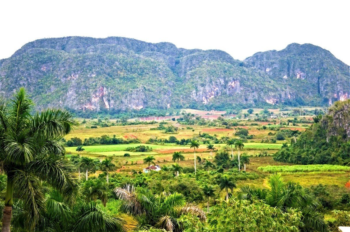 View of Valle de Vinales
